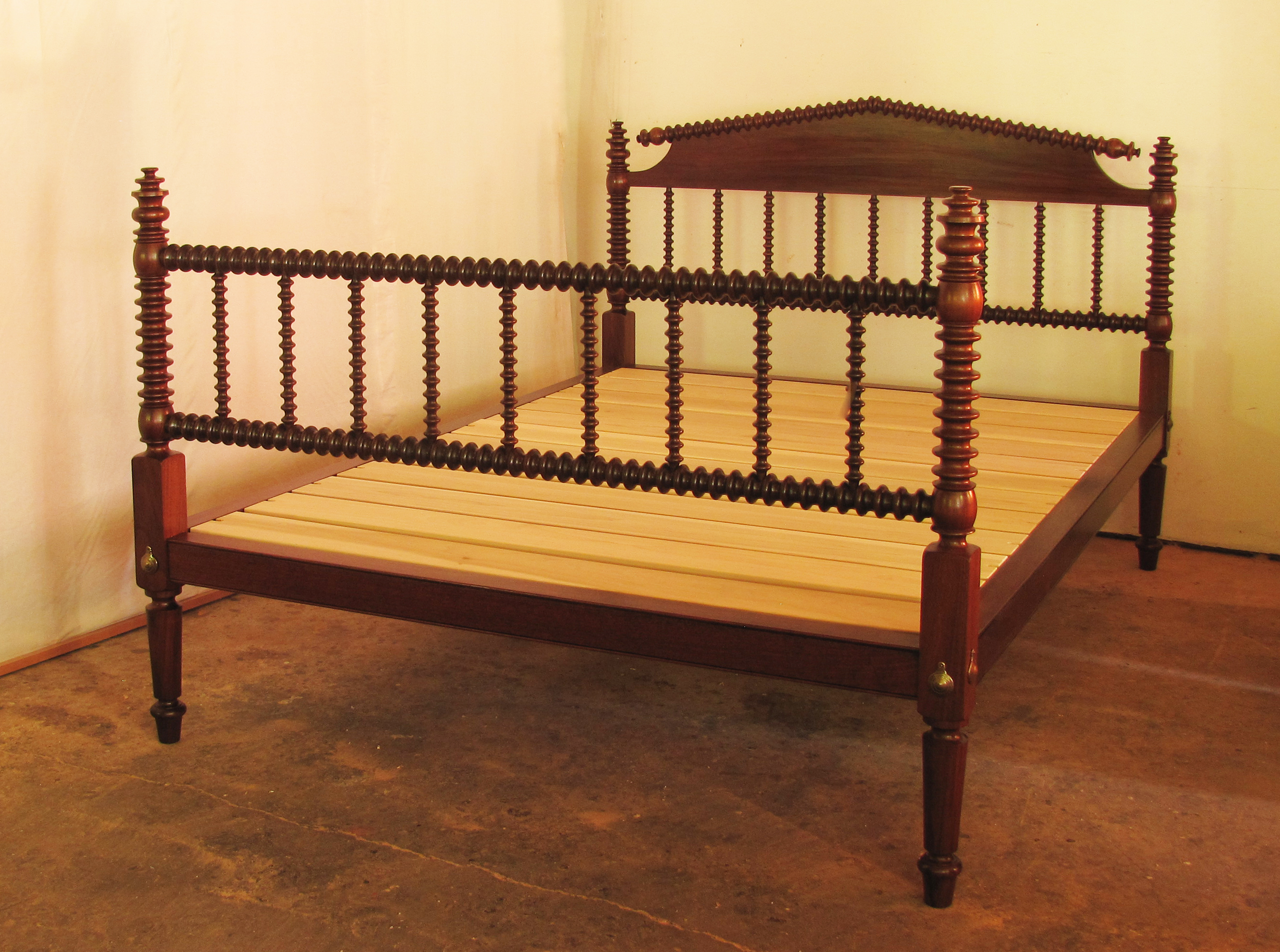 Jenny Lind Spool Bed The Country Bed Shop